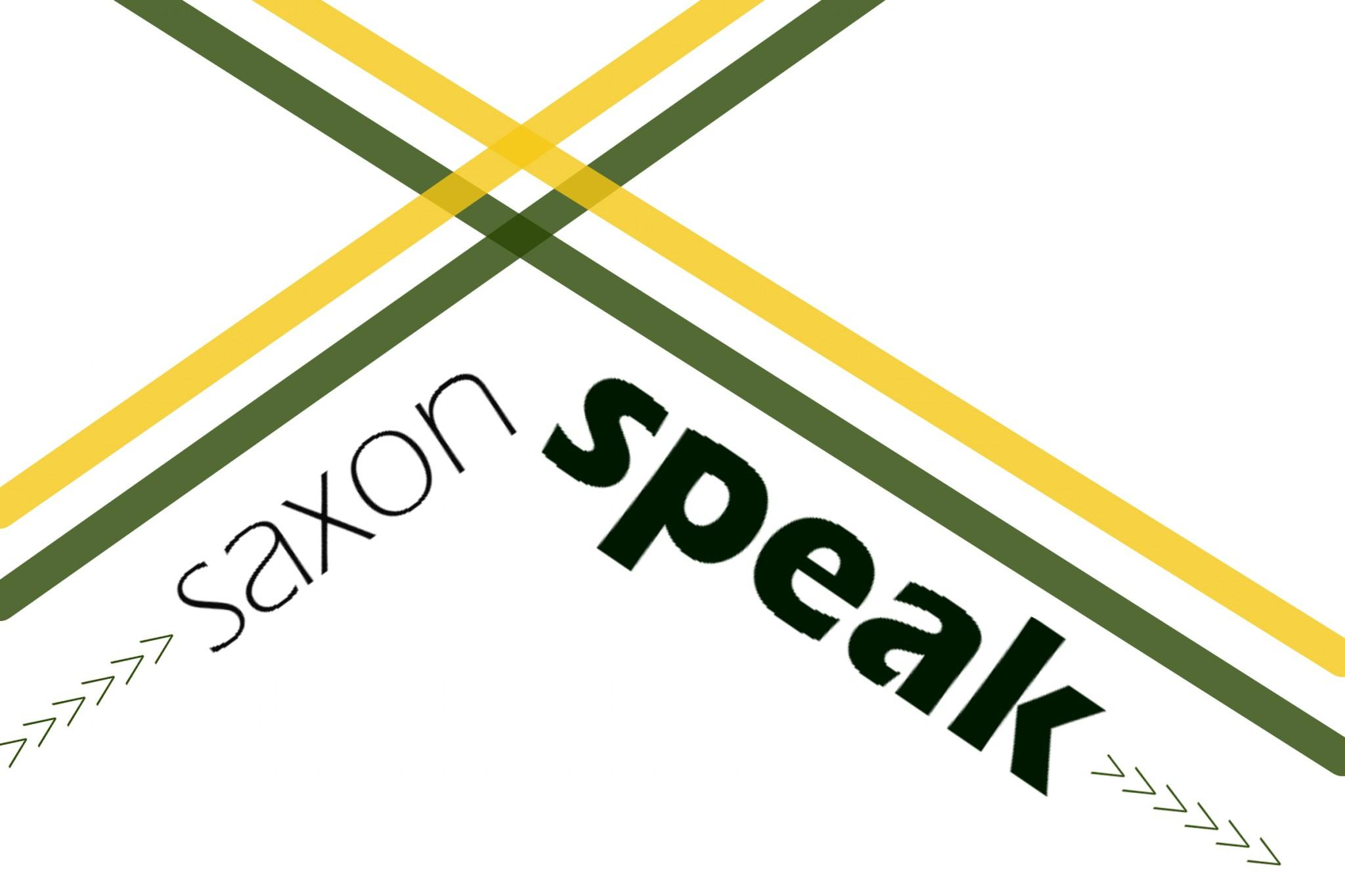 Saxon Speak Logo