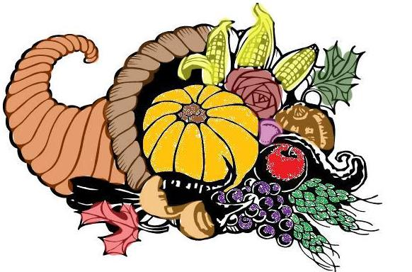 clipart thanksgiving table - photo #20