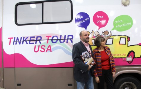 Tinker Tour USA: Speaking Up, Speaking Out