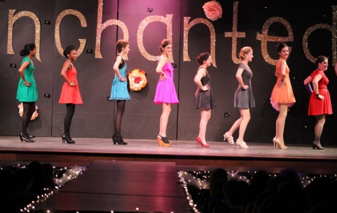 "2014 Langley Fashion Show: ""Enchanted"""