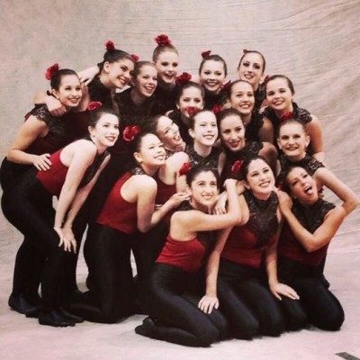Dance team takes nationals