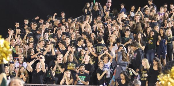 When Langley comes together it is something special, but Langley rarely has as much spirit as in this picture