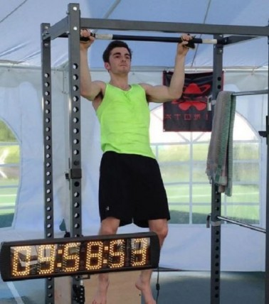 Langley Student Andrew Shapiro Breaks Three World Records