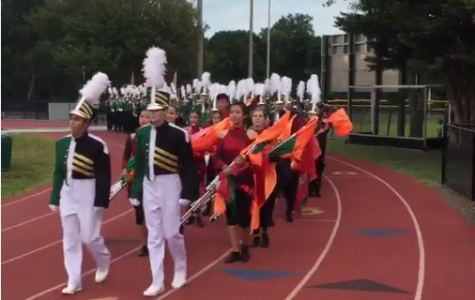 First Time Win for Langley Marching Saxons