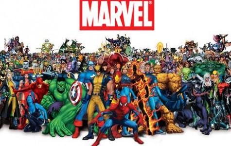 New Marvel Movies