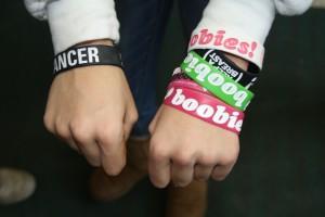 Cancer Awareness Crosses a Line