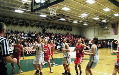 Girls basketball vs McLean