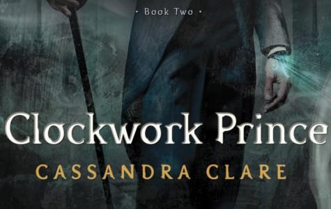 Book review: Clockwork Prince