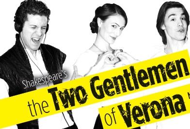 Play review: Two Gentlemen of Verona