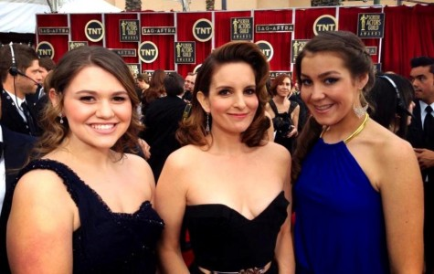 Freshman attends Screen Actors Guild Awards in Hollywood