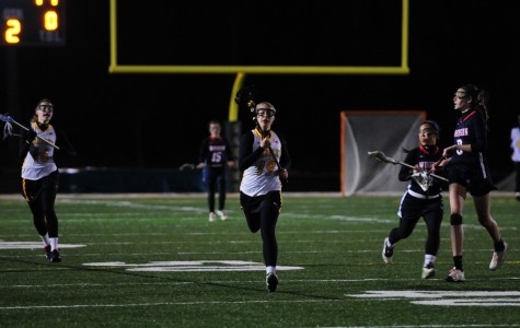 Girls lacrosse seniors overpower Woodson