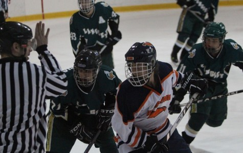 Langley Ice Hockey falls to Briar Woods in state finals