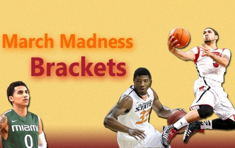 Submit your March Madness brackets in the Saxon Scope Brackets Challenge