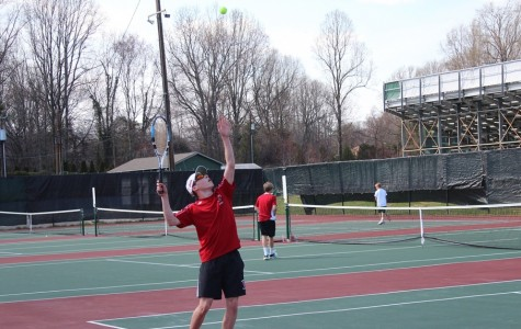 Varsity Boys Tennis vs Madison