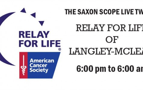 Live Twitter Feed: Relay For Life of Langley-McLean
