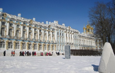 Living History: World History Teacher visits Russia over Spring Break