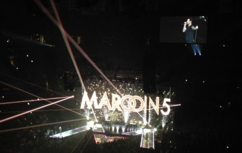 Experiencing the Maroon 5 Overexposed Tour