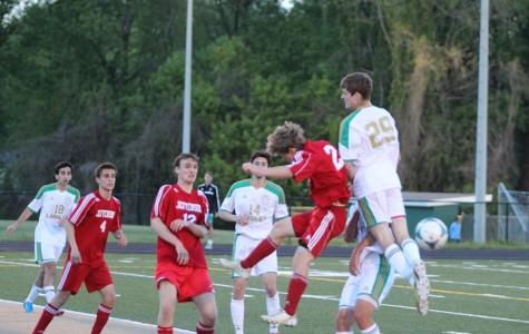 Boys Soccer takes on TJ for Senior Night