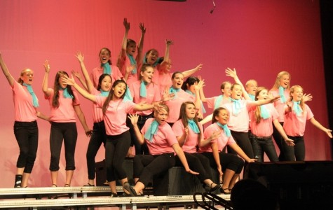 Langley Choir holds Spring Show