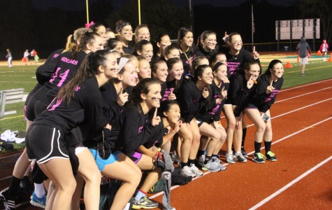 Powder Puff Victory for the Seniors