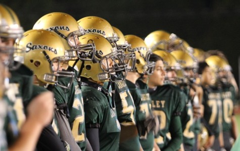 Saxons defeat Fairfax in Homecoming Game