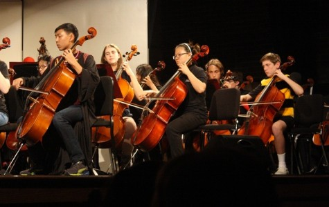 "Langley Orchestra hosts ""Spookfest 3"""