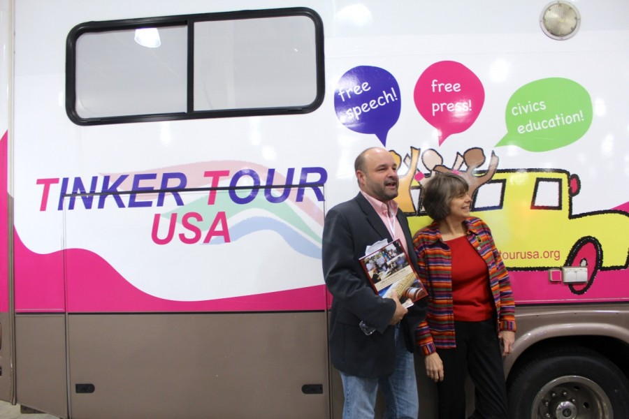 Tinker+Tour+USA%3A+Speaking+Up%2C+Speaking+Out