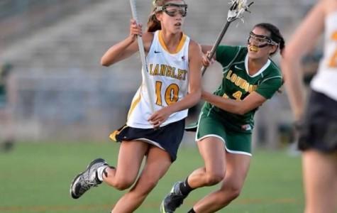 Sophomore Lacrosse Phenom Commits