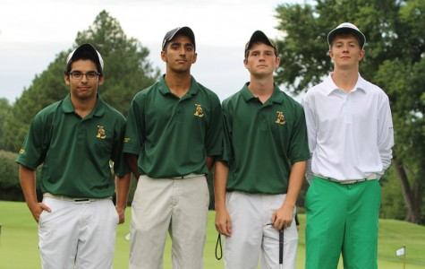 Boys Golf is a Hole in One for Langley