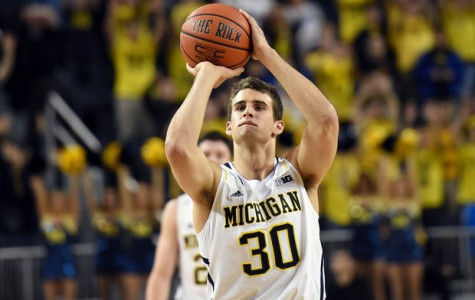 Michigan Basketball Player Shows Resilience After Tragedies