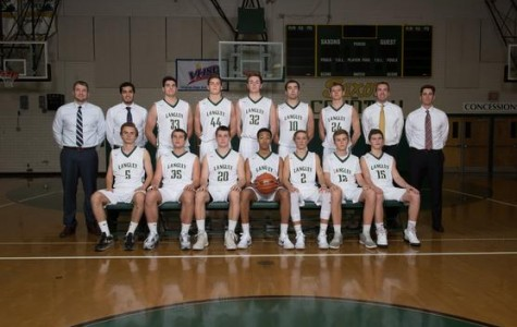 Saxons Look Forward to Basketball Domination