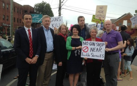Local Residents Up In Arms With Gun Store Opening Near Langley