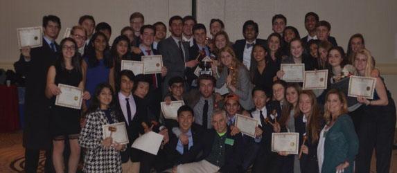 Muntastic: Langley Wins Best Large Delegation at ILMUNC