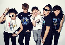 Langley's student body has a large diversity and that definitely shows when it comes to the music that students listen too. Pictured in this photo is Korean boyband BigBang.