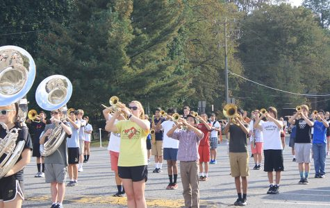 Year in Review: Marching Band
