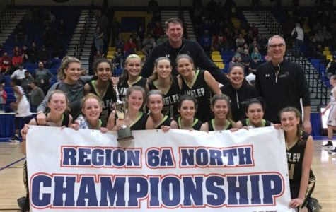 Girls Varsity Basketball Ventures to States