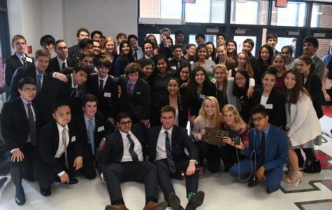 Snapshot: Langley MUN at McMUNC