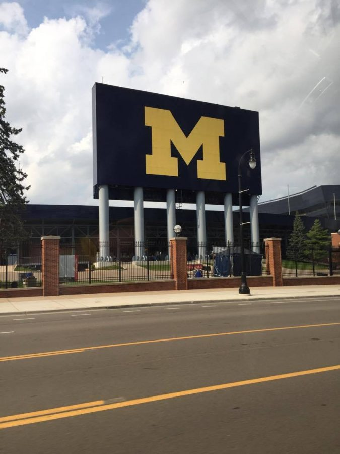 University of Michigan has gone test-optional for the Class of 2021 admissions, along with numerous others across the country (Photo by Otto Janke).