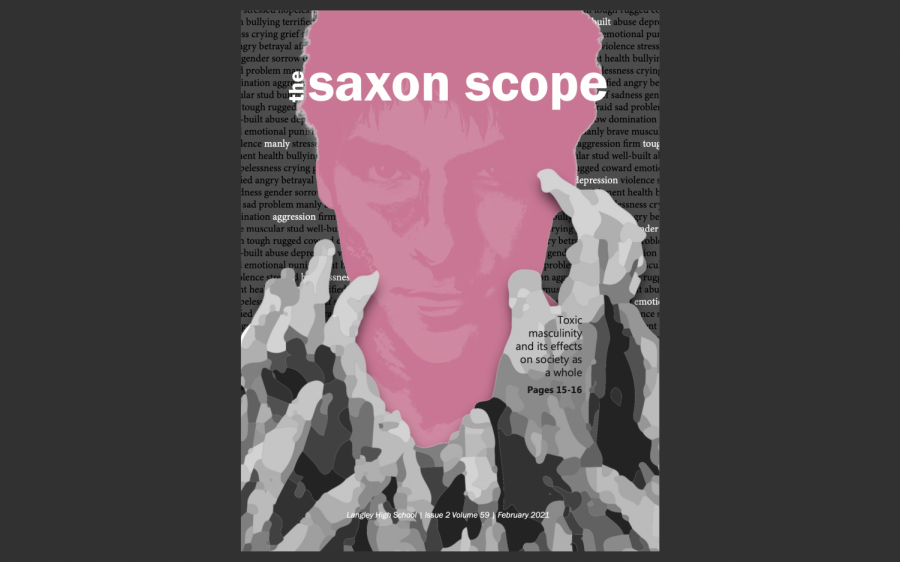 The Saxon Scope 2020-2021 Issue 2 is here!