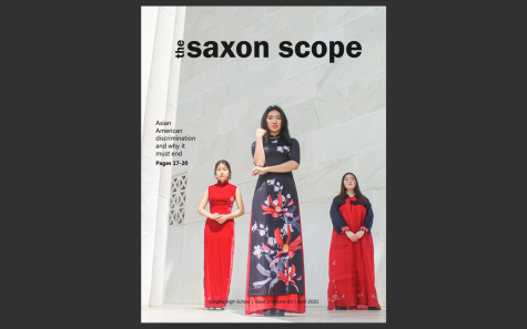 The Saxon Scope 2020-2021 Issue 3 is here!